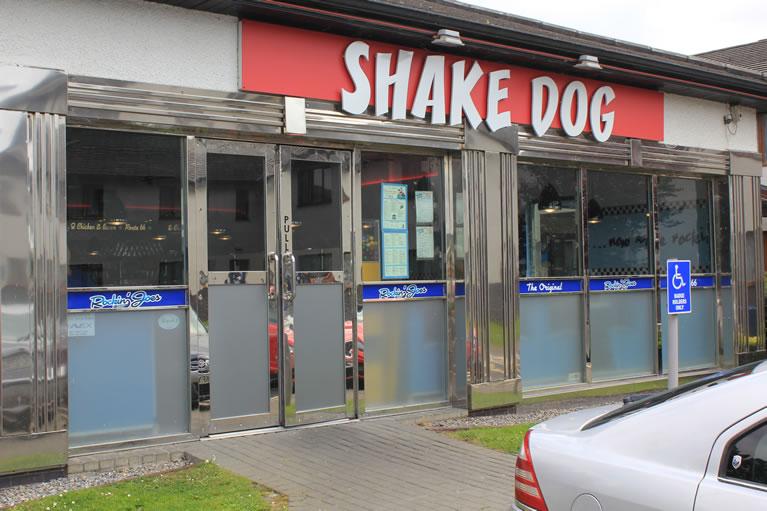 Shake Dog, Coonagh Roundabout, Limerick
