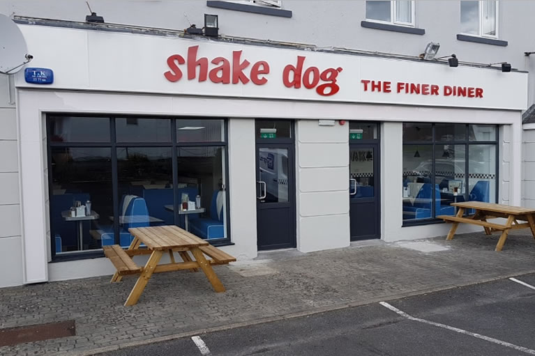 Shake Dog, Dunmore Road, Co Waterford