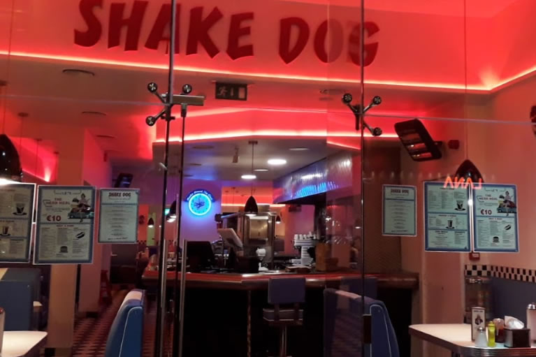 Shake Dog, O'Connell St, Limerick