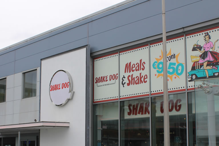 Shake Dog, Wellpark Retail Park, Galway